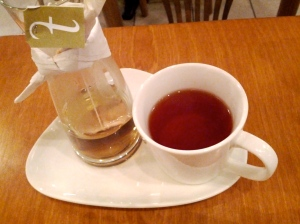 Just Earl Grey at Cacao 70 to balance sweetness ;)
