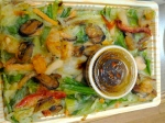 seafood green onion pancakes