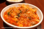 Ganadara - Rapoki Spicy Ramen noodles and rice cakes