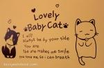 Ganadara - Cute wall kitties