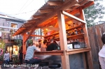 Grand Electric patio bar