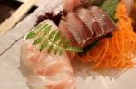 Restaurant Park - Kenmin tai and inada sashimi
