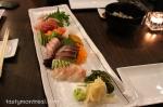 Restaurant Park - Sashimi plater
