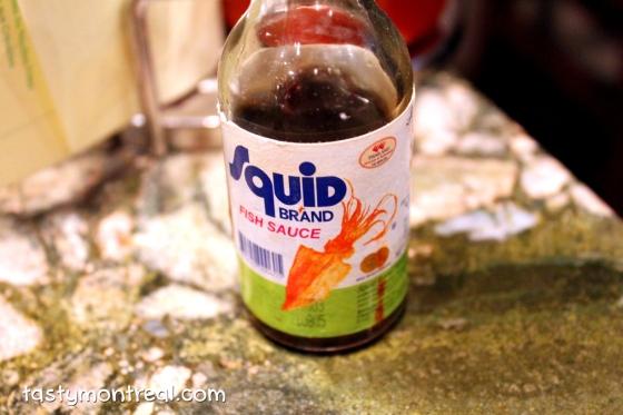 Pho Tay Ho - Mini fish sauce bottle