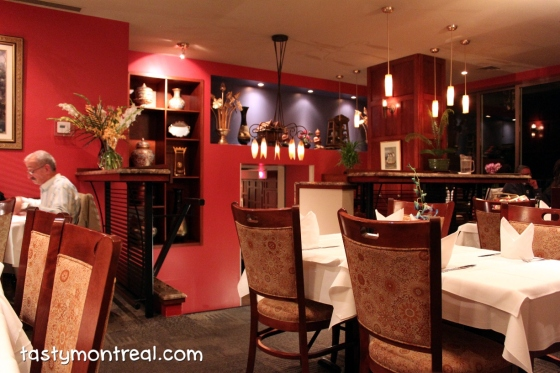 Chao Phraya - Inside