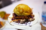 Porchetta sandwich from Project Food Fight