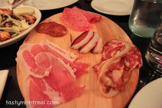 Venti - Salumi fatti in casa homemade cured meats