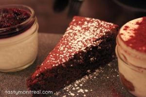 Venti - Torta Caprese