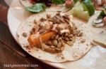 Restaurant Mais - Roasted squash taco