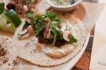 Restaurant Mais - Mushroom taco