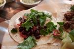 Restaurant Mais - Pork belly taco