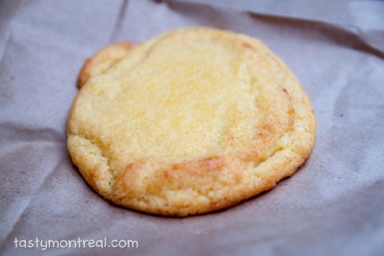 Momofuku Milk Bar - Corn Cookie